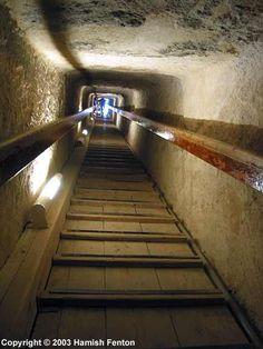 Menkaure's Pyramid, Egypt