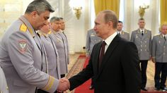 BBC News - Ukraine crisis: Putin and Obama discuss diplomatic plan