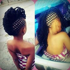 Fantastic Hairstyles Pictures African Americans And Black Kids On Pinterest Short Hairstyles For Black Women Fulllsitofus
