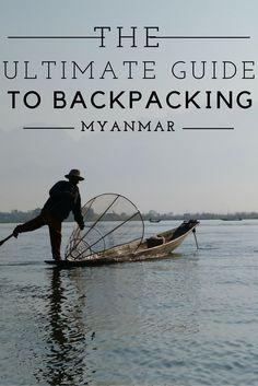 Budget Backpacking Guide nach Myanmar - around the world - Urlaub Myanmar Travel, Burma Myanmar, Asia Travel, Travel Trip, Summer Travel, Travel Hacks, Travel Packing, Solo Travel, Budget Travel