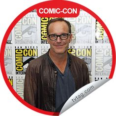 Marvel's Agents of S.H.I.E.L.D. tonight is at Comic-Con 2014! Share this one proudly. It's from our friends at ABC.