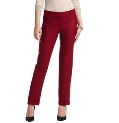 howellings: slim ankle trouser trend
