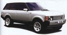 Range Rover Mk3 - final full-size model from  Dec.1997
