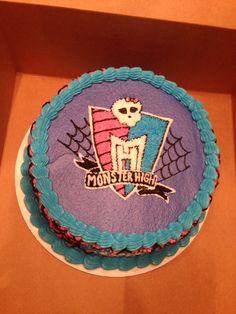 Monster high cake Janny H. Cakes