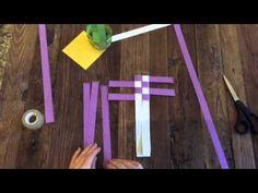 Paasmandje maken - YouTube