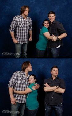 this cast <3! THE AMOUT OF MOOSE SECRETING FROM JARED IN THE FIRST PIC IS AMAZING