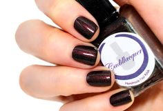 Cadillacquer - Seek The Fire Collection - State Of Emergency| Nailderella