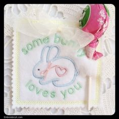 Free Easter Embroidery Designs | Embroidery It