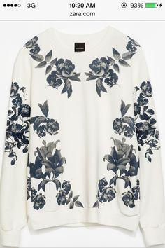 Zara Men sweater (summer session)