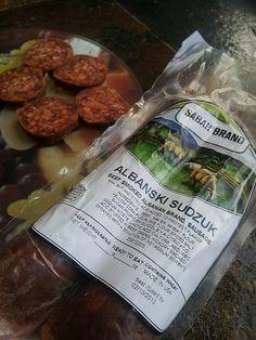 Albanian Sudzuk (sejouk, sausage)