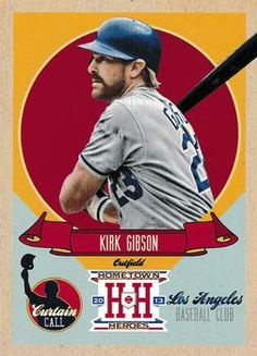 From breaking news and entertainment to sports and politics, get the full story with all the live commentary. Detroit Tigers Baseball, Dodgers Baseball, Baseball Curtains, Kirk Gibson, Hometown Heroes, Curtain Call, Trading Card Database, Los Angeles Dodgers, Baseball Cards