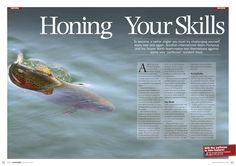 Want to be a better angler, we show you how