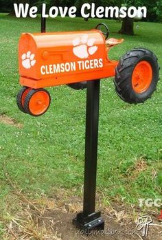 You know your a Clemson fan when...