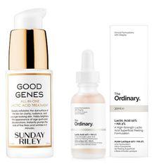 Sunday Riley Good Genes Dupe