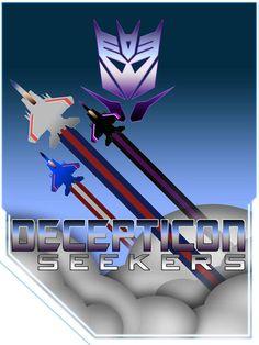 Transformers Seekers.