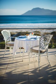The Last Word (@tlwsa) | Twitter Beautiful Beach Houses, Outdoor Tables, Outdoor Decor, 5 Star Hotels, Long Beach, Cape Town, Luxury Lifestyle, Color Inspiration, Outdoor Furniture Sets