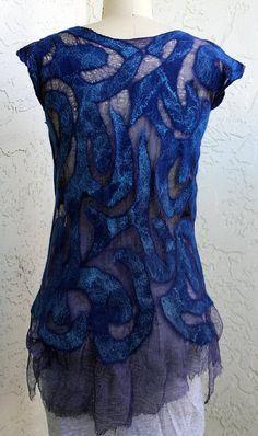 TUTORIAL pattern template construction wool layout sleeveless