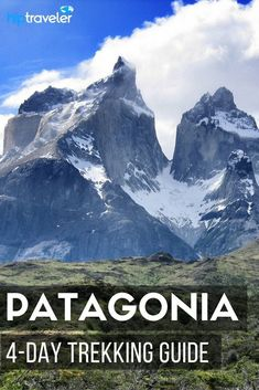A guide to exploring the Argentinian side of Patagonia including stops in El Chaltén, Viedma Glacier, Fitz Roy, Perito Moreno Glacier. Practical tips for planning your trekking adventure. Travel in South America. | Blog by HipTraveler: Bookable Travel Stories from the World's Top Travelers #SouthAmericaTravelExploring