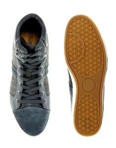 Jack and Jones Fang Hi-Top Sneakers