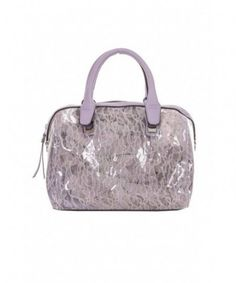 LCOLETTE Handle Satchel 15720 PURPLE