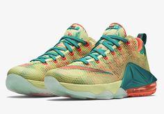 newest 75bd9 756e7 LeBron-12-Low-Lebronold-Palmer Nike Fashion, Sneakers Fashion, Sneakers