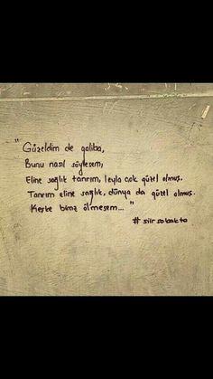 Keşke biraz ölmesem. #şiirsokakta İbrahim Tenekeci