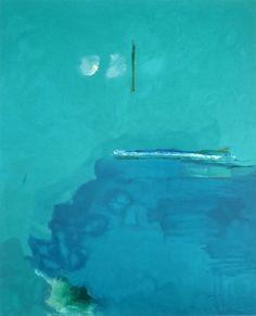 Helen Frankenthaler - this is beautiful x