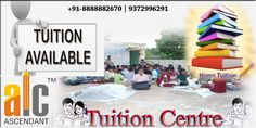 http://salmaanjum.com/alc.html  ASCENDANT LEARNING CENTER PVT. LTD, the Hub of achievers, has been functioning in the arena of coaching and Home Tuitions Services for the last 10 Years, since 2003.