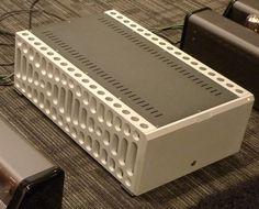 Boulder 2060 power amplifier