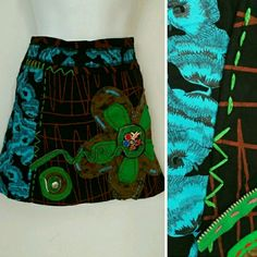 "🌹SALE🌹HP🌹Urban Chic mini Skirt NWT 🌹HOST PICK🌹 Loaded with colors. Threaded, buttons, zipper, and charms details. So fun and playful. Tons of colors. 100%cotton, Coachella  Length approx 15"" Skirts"