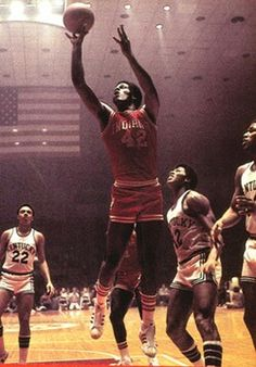 Scott May one of my all time favorite at IU. The best forward