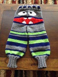 Grumpybum Monster Pants Gloves, Socks, Knitting, Crochet, Winter, Tips, Projects, Pants, Fashion