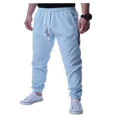 Spring And Winter 2017 New Arrival black Cross Bones Boudoir Pants Men's pants men's Casual Pants Slim Street