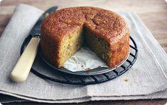 Tangerine Almond Cake | Seven Spoons