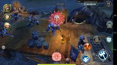 Heroes of Skyrealm - NEW Android Gaming #1 - Heroes of Skyrealm is a Free-to-play Android, Action Role-Playing Multiplayer Game set in a vibrant world of airships and adventure