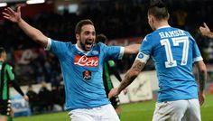 Napoli-Inter, probabili formazioni: turnover, ma Higuain c'è - http://www.maidirecalcio.com/2016/01/19/napoli-inter-probabili-formazioni.html