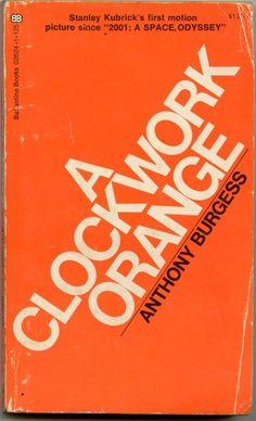 jonathandredge:  nothingpersonaluk:  A Clockwork Orange Anthony...