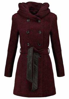 Only Abrigo De Paño Clásico Syrah abrigos y chaquetas Syrah Paño Only clásico Abrigo Noe.Moda