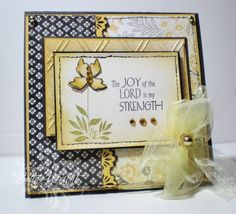 Joy! by gbedwright - Cards and Paper Crafts at Splitcoaststampers