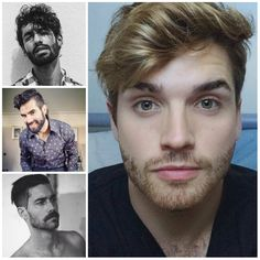 Medium Stubble Beard is the most basic stubble of them all! What must you keep in mind for this look?