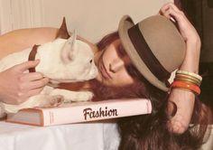 dog + fashion = love