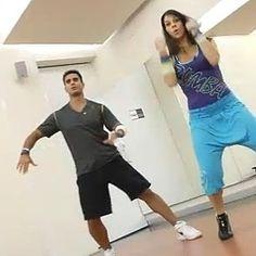 UOL Ginástica em Casa: veja treino de Zumba Fitness para alunos intermediários