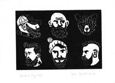 Gravures & Estampes | Philippe Achermann | Bears Hipster | Tirage d'art en série limitée sur L'oeil ouvert Street Art, Philippe, Art Graphique, Darth Vader, Hipster, Artwork, Fictional Characters, Contemporary Photography, Old Photography