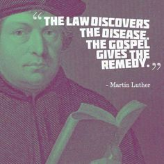 Martin Luther November 1483 – 18 February was a German monk, priest… Biblical Quotes, Faith Quotes, Spiritual Quotes, Bible Quotes, Bible Verses, Sin Quotes, Covenant Theology, Reformed Theology, Reformation Day