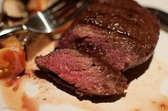 Perfect steak the fast way using the air fryer