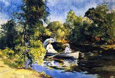 Απόγευμα Κυριακής - Mathias J. Alten - 1909