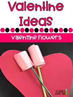 Valentine Ideas For The Science Classroom Cool Science Experiments, Stem Science, Easy Science, Science Lessons, Science Ideas, Elementary Science, Science Classroom, Elementary Education, Science Stations