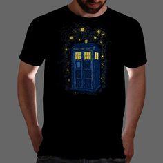 Impressionist TARDIS T