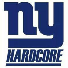 NY/NJ GIANTS HARDCORE all the Way to ETERNITY and BACK!!!