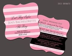 victoria's secret bachelorette party | This is cute for a Victoria Secret theme Bachelorette Party http ...